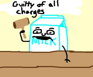 Milk Judge