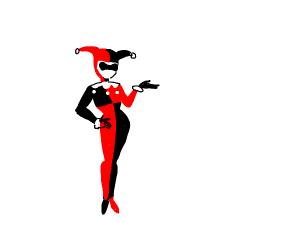 Original Harley Quinn Outfit