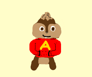 Alvin from Alvin and the Chipmukns