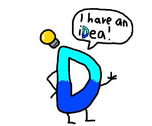 """Drawception D has an i""""D""""ea"""