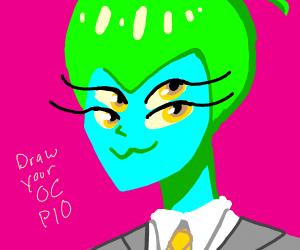 draw you're OC! (P.I.O)