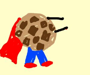 Cookie superhero