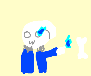 [B]eter  mashed with owo and sans