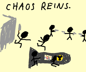 absolute chaos