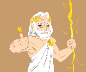 Zeus approves