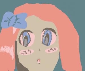 Anime Crazy Lady