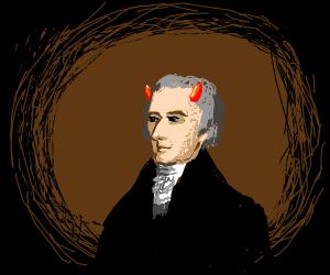 Evil Alexander Hamilton