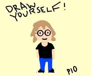 Draw yourself (PIO)