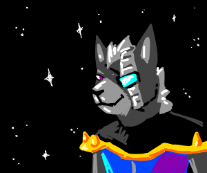 wolf from star fox