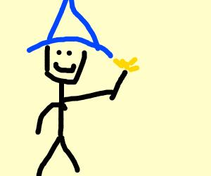 Friendly wizard