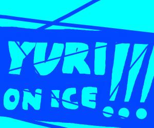 yuri on ice????