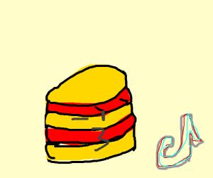 cringy lasagna