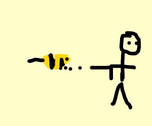 Hornet Hunting