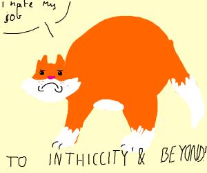 E X T R A T H I C C Fox