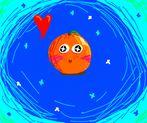 I ♡ ♡ ♡ ♡ ♡ THIS PERFECT ORANGE