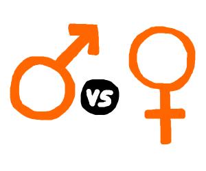 Female V.S. Male