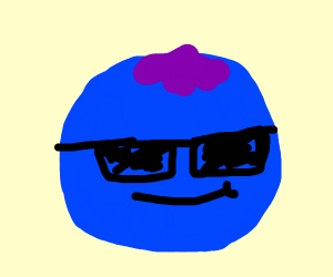 Cool Blueberry