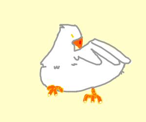 Minecraft Chicken Cleaning
