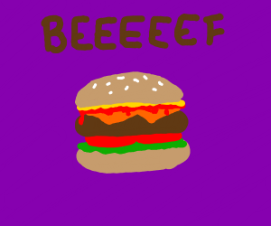 Buff burger