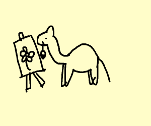 Camel Illustrator