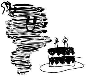 Tornado Birthday :D