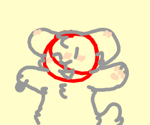 Hamster Concept Art