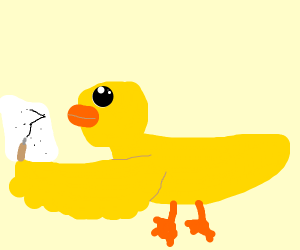 Duck play connect dots