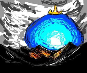 Terraria King Slime