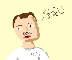 JoJi: stfu