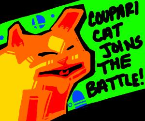 coupari cat joins smash