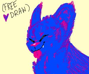 Free draw! Wooooo!