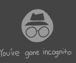 internet dark incognito mode