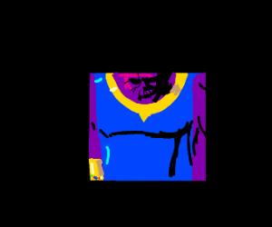 Square Thanos