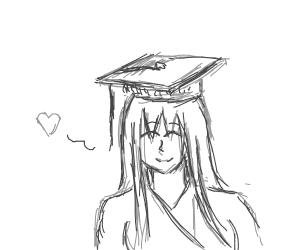 Anime Graduation