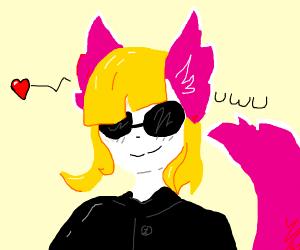 Cool anime furry