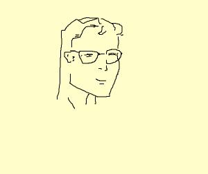 Happy Clark Kent