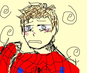 dizzy spider-man