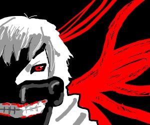 Kaneki Ken(Tokyo Ghoul)