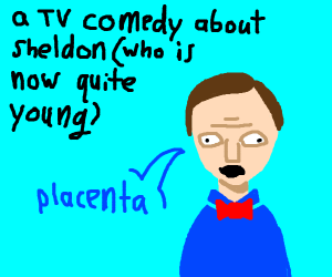 The tv comedy about Sheldon?
