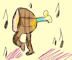 Dancing ham