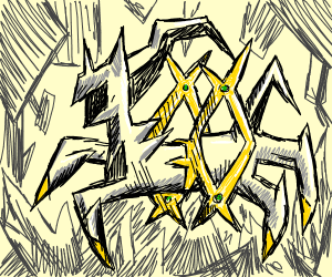 Abstract Arceus