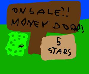 (On sale) MONEY DOOR! 5 STAR RATING