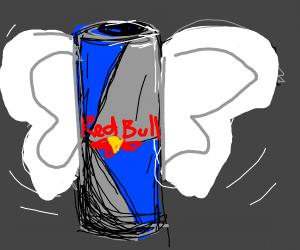 Red Bull's got them wings