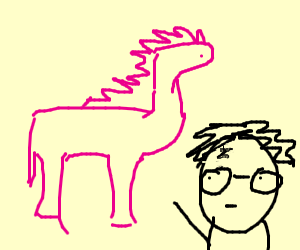 My Little Pony is in Harry Potter