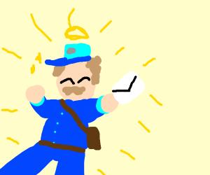 Enchanted Mailman