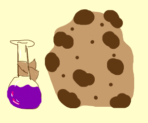 cookie with potion