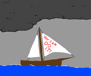 Inspirational Sailboat
