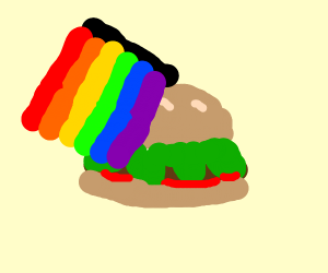 Gay Hamburgers