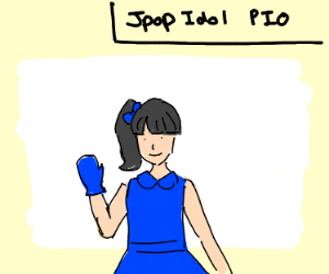 J pop Idol PIO