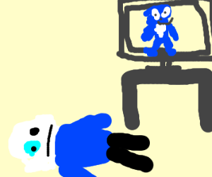 sans dies from live action sonic